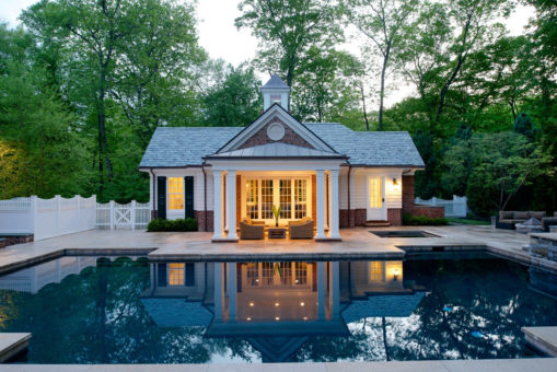 Greenwich Poolhouse